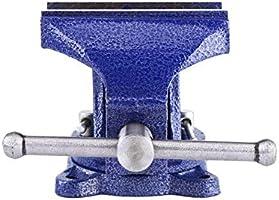 Tornillo de banco de mesa de 150 mm, 12 kg, con abrazadera de ...
