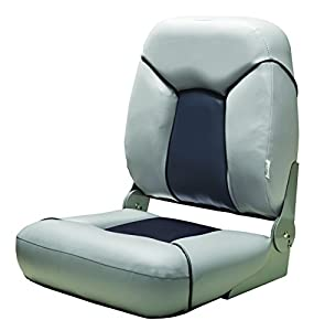 Amazon Com Wise Premium Mid Back Boat Seat Cuddy Marble
