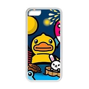 diy phone caseWEIWEI Lovely B.Duck fashion cell phone case for ipod touch 4diy phone case