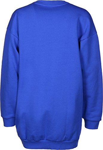 Sudadera Archive Azul Sweat Adidas Mujer 8ACqpE1w