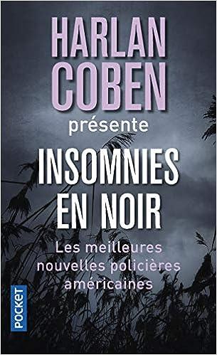 Insomnies En Noir Amazon Fr Collectif Harlan Coben Serge
