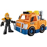 Fisher-Price Imaginext City Tow Truck