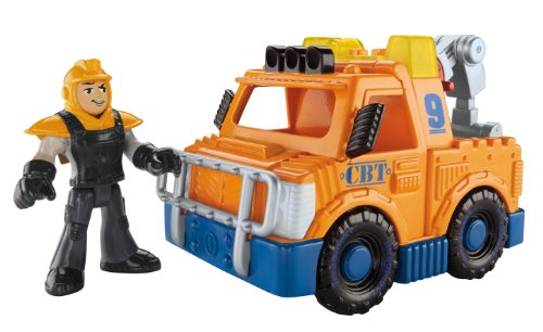 Fisher-Price Imaginext City Tow ()