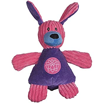 Pet Supplies : HuggleHounds Plush Corduroy Durable Squeaky