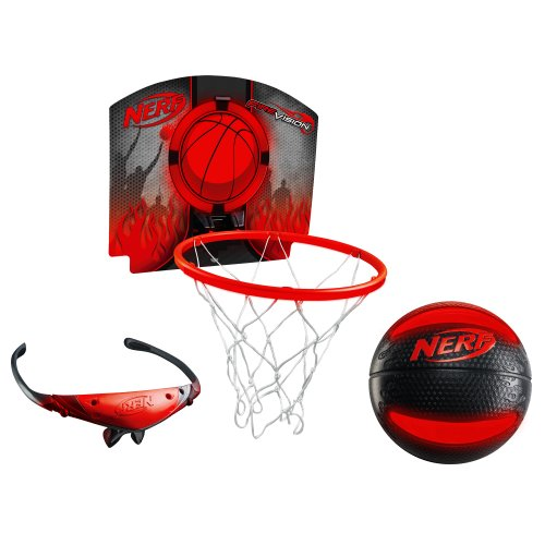 - NERF Firevision Sports Nerfoop Set