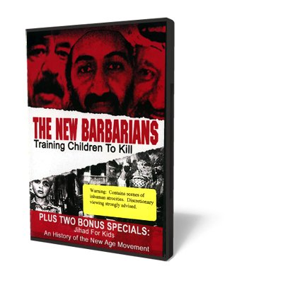 The New Barbarians: Training Children to Kill - Barbarians Training