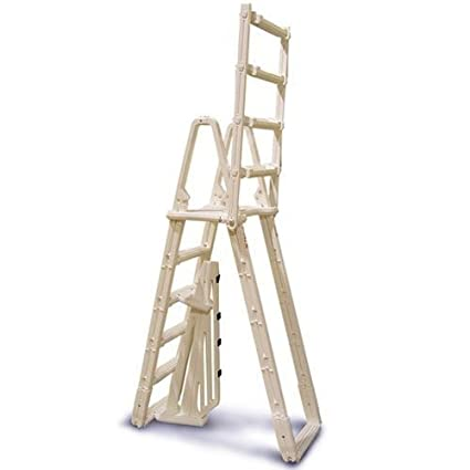 Amazon.com : Confer 7100X Evolution A-Frame Ladder : Swimming Pool ...