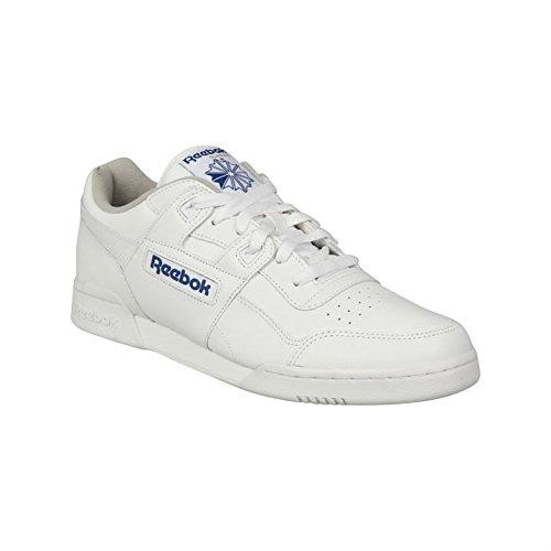 Reebok workout Plus, con lacci scarpe sportive