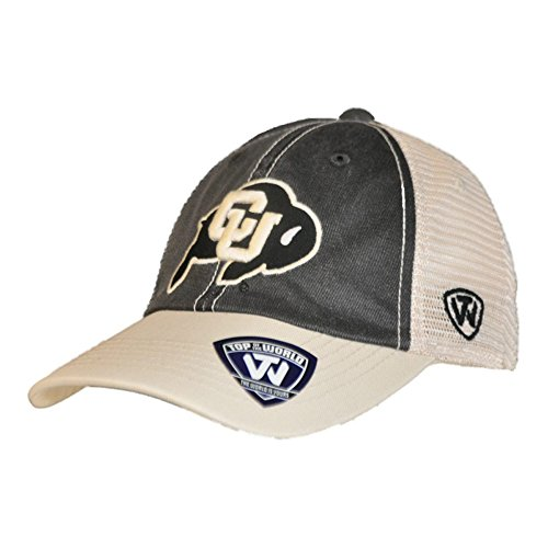 - Colorado Buffaloes Top of the World Offroad Trucker Snapback Adjustable Hat