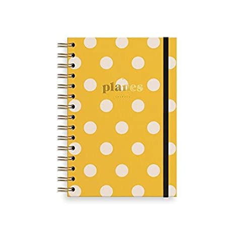 Amazon.com : Charuca PLM10 - Planner with Cap, Yellow ...