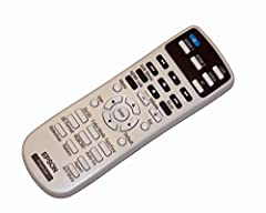 This remote originally shipped with the following Epson Projectors: PowerLite Home Cinema 2000, PowerLite Home Cinema 2030 & EH-TW5200 If your Projector is NOT listed above, please send us a message so we may help you obtain the correct r...