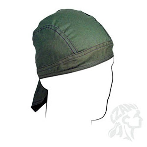 Olive Drab Headwrap - 7