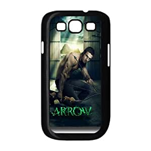 C-EUR Phone Case Green Arrow Hard Back Case Cover For Samsung Galaxy S3 I9300