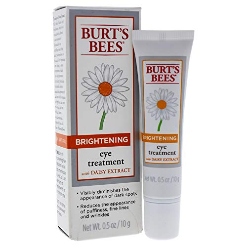 Burt's Bees Brightening Eye Treatment,  0.5 Ounce