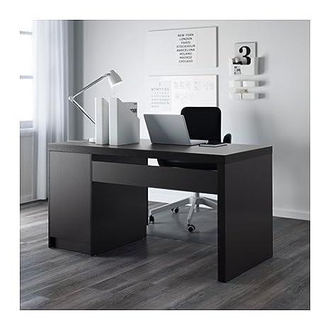 Ikea 226.5145.2230 - Escritorio para Escritorio, Color Negro y ...