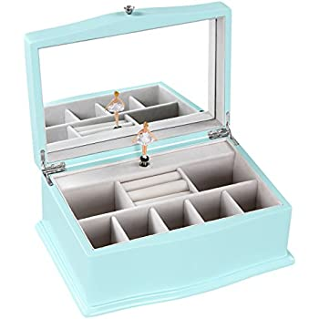 Amazon Com Lenox Childhood Memories Ballerina Jewelry Box