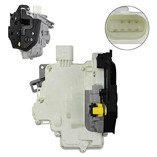 Folconroad oe# 1P0839016 Actuador de cerradura de la puerta lateral del pasajero trasero derecho para Seat Leon 2005-2012