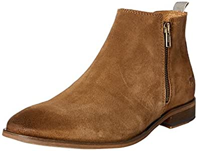 Wild Rhino Men's Belmont Boots, Brown (Tan Suede), 7 US (40 EU) 6 AU