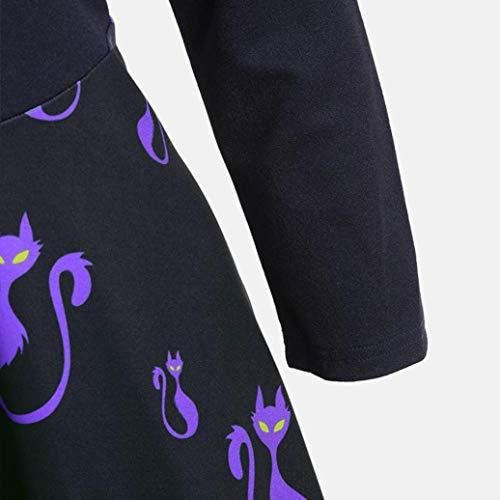 Autunno Liquidazione Breve Pullover Casual Incappucciato Maniche Tasca Donne Felpa Vendita Asimmetrica Collo Viola Camicie shirt O Lunghe donna Abcone T Tops Camicette Elegante Di UIqAx75Pnw