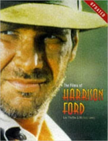 Book The Films Of Harrison Ford Updated by Lee Pfeiffer (1998-11-03)