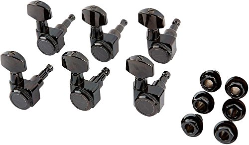 Fender Locking Tuners Black by Fender