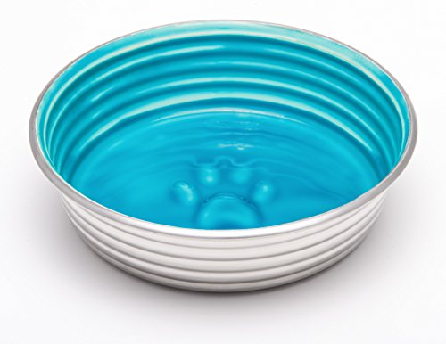 Free Small Pet Bowl (Loving Pets Le Bol Dog Bowl, Small, Seine Blue)