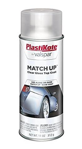 PlastiKote 1000 Universal Clear Coat Automotive Touch-Up Paint - 11 oz. - 1964 Malibu Convertible