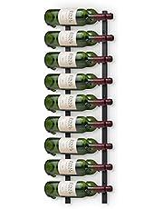 Final Touch Wall Mounted 18 Bottle Wine Rack (FTR018)