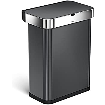 Amazon Com Simplehuman 58 Liter 15 3 Gallon 58l