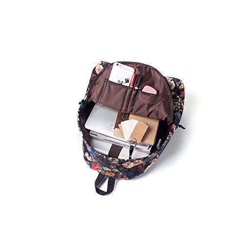dello secondaria Gaot borsa tracolla studentesse Borsa di di della zaino computer delle della a delle scuola borse viaggio vZxw0E