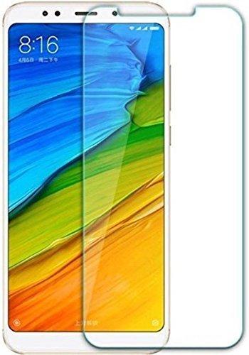 AtoZ Tempered Glass Compatible with Xiaomi Mi Redmi Note 5 Screen guards