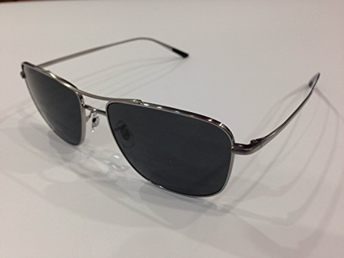Oliver Peoples OV1146ST 50417C Shaefer Silver / Dark Grey 55mm - People Eyewear