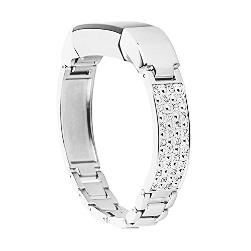 Replacement Metal Bands for Fitbit Alta Bracelet / Fitbit...