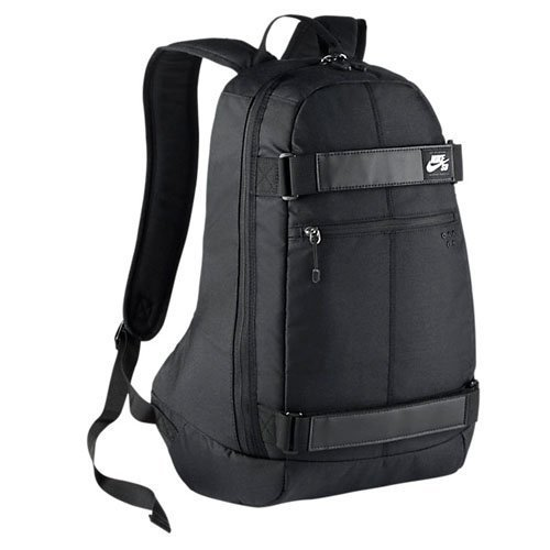 Nike Embarca Medium Backpack Black/White BA4686-067