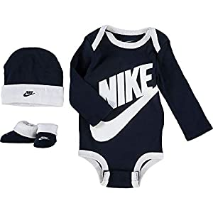 Nike Infant 3 Piece Set Long Sleeve for 0-6 Months