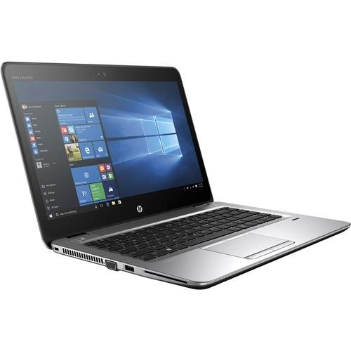 HP Elitebook 840 G3 T6F46UT#ABA (14'' LED Display, 8GB RAM, 256GB SSD, Water Resistant Keyboard, Media Card Reader, 720p Camera, Windows 7 Pro 64)