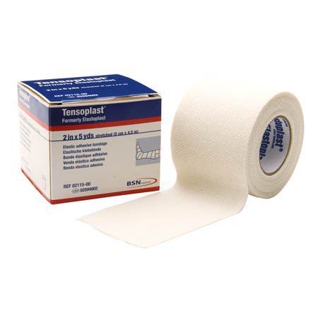 Image of BSN Medical 2602002 TENSOPLAST Bandages, 6' x 5 yd. Size (Pack of 12)