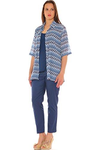 DeaDiva - Camisas - para mujer turquesa