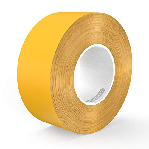 LLPT Double Sided Tape for Woodworking Template and CNC Removable Residue Free 55mm x 108 Feet(WT261)
