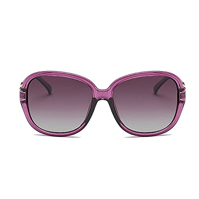 Da Uv Sole Occhi Protezione Neri La Guida Decorazione Cerchiato Frame Le Cool Classici Nastro Plastica Occhiali Irregolare Polarizzati Per Donne
