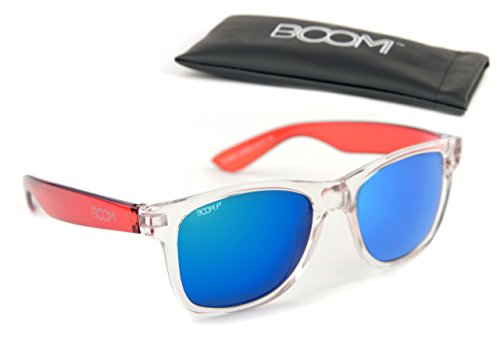 BOOM Spectrum Polarized Sunglasses - - Sun Usa Glasses