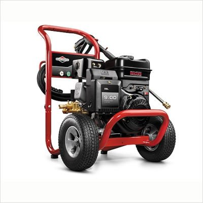 Serious Duty 2800 PSI (Gas/Cold Water) Pressure Washer by Briggs & Stratton