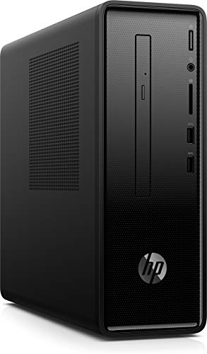 HP 290 290-p0060in Desktop (8th Gen i3 8100/4GB/1TB/Windows 10, Home/Integrated Graphics), Dark Black