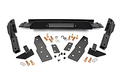 Rough Country - 1064 - Winch Mounting Plate