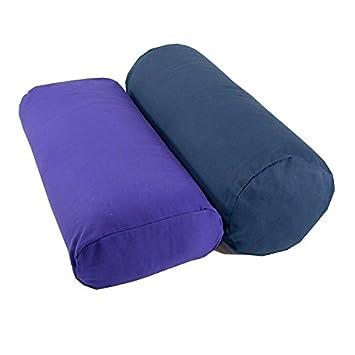 Deluxe rectangular o cilíndrico para yoga con funda ...