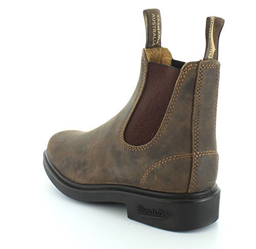 Brown Blundstone Unisex Boots Toe Chisel Adults' Chelsea 1306 w0wp8qZ
