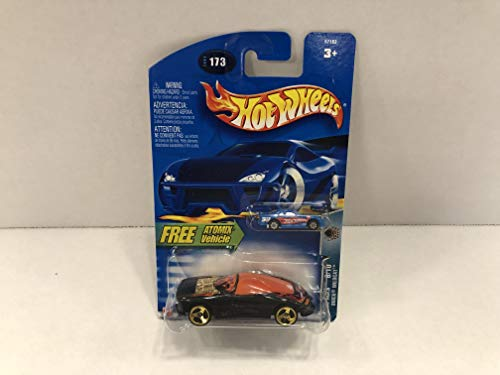 - Buick Wildcat Track Aces 8/10 2003 Hot Wheels diecast car No. 173 with FREE Atomix Vehicle