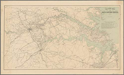 Vintography Reprinted 18 x 24 1864 Map of Washington, D.C. New The City of Norwich U.S. Coast Survey Office 0 0 48a by Vintography