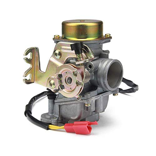 (Carburetor compatible with BAJA Reaction Dune 150 BR150 DN150 Go Karts, Baja Sun City 150cc scooter, Baja Dune 150cc go kart)