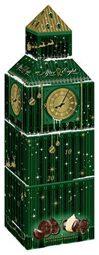 Nestlé After Eight Big Ben Advent Calendar 185g